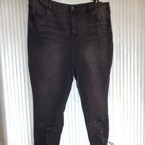 Size 20 High Waisted Superstretch Jeans